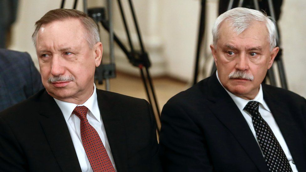 Беглов сформировал штат вице-губернаторов