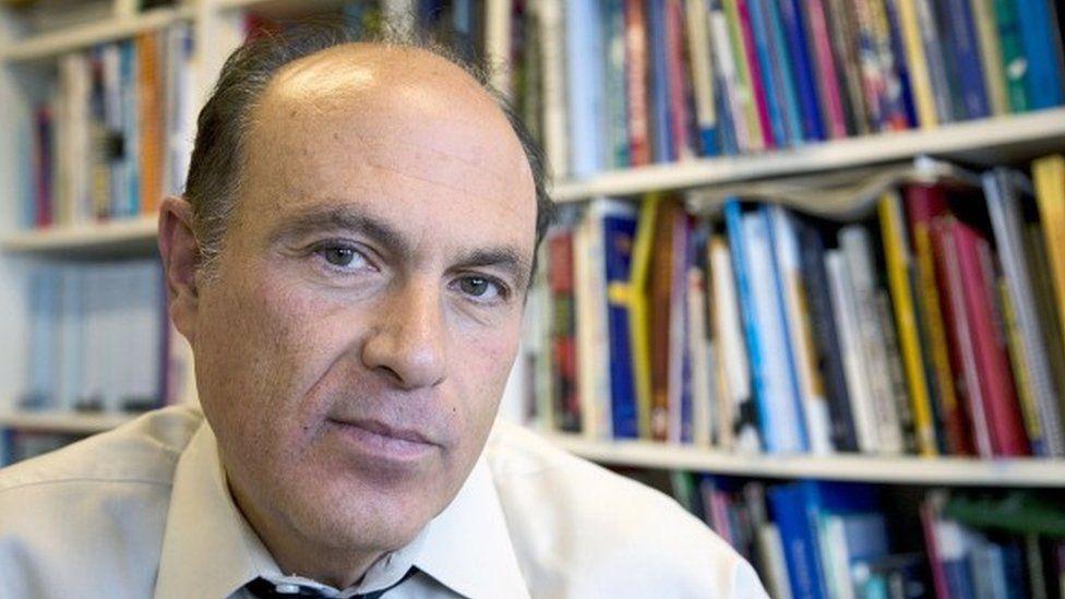Dr Gary Slutkin