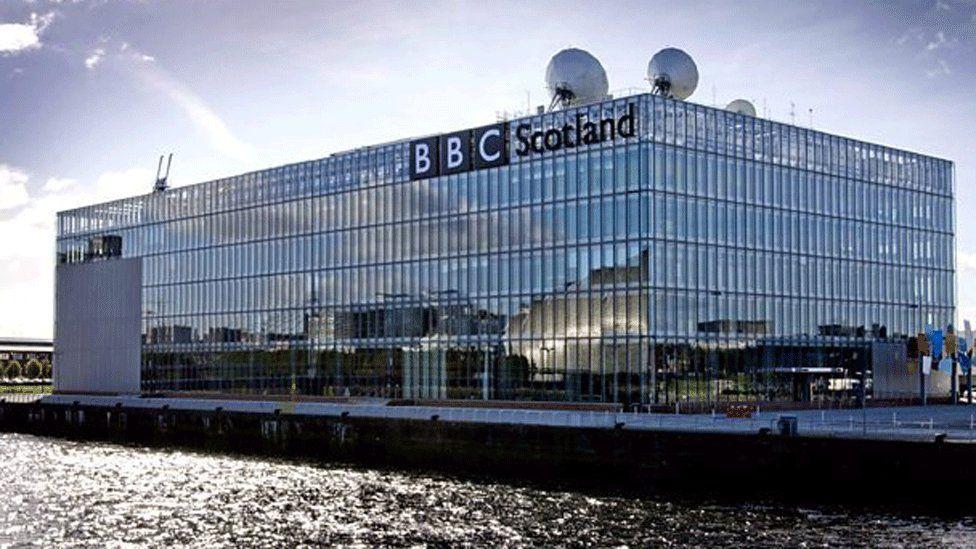 BBC Scotland building