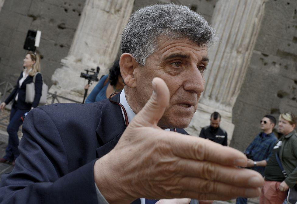 Pietro Bartolo in Rome