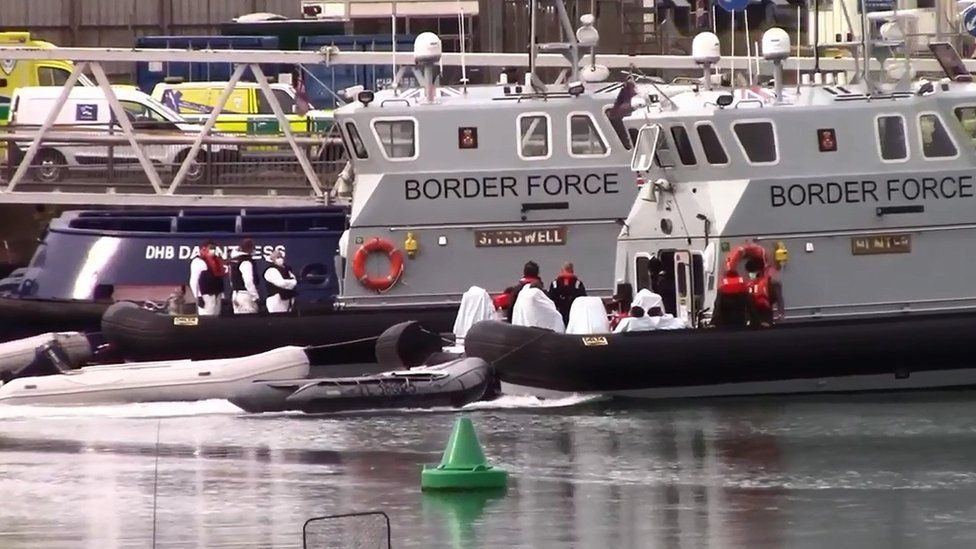 Border Force vessels