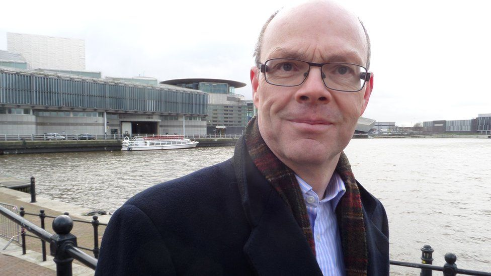 Professor Martin Hewitt