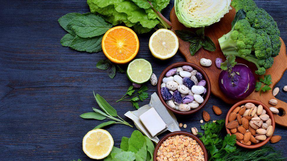 Dietary sources of folic acid