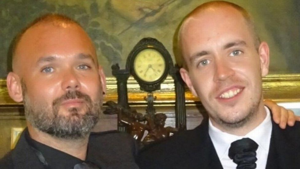 Jon Paul McAllister and Craig Park
