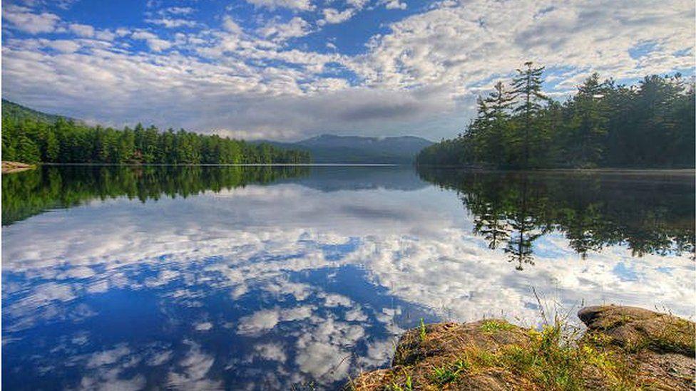 Lake George .. atgoffa John Richards am Lyn Tegid a'r Arenig?