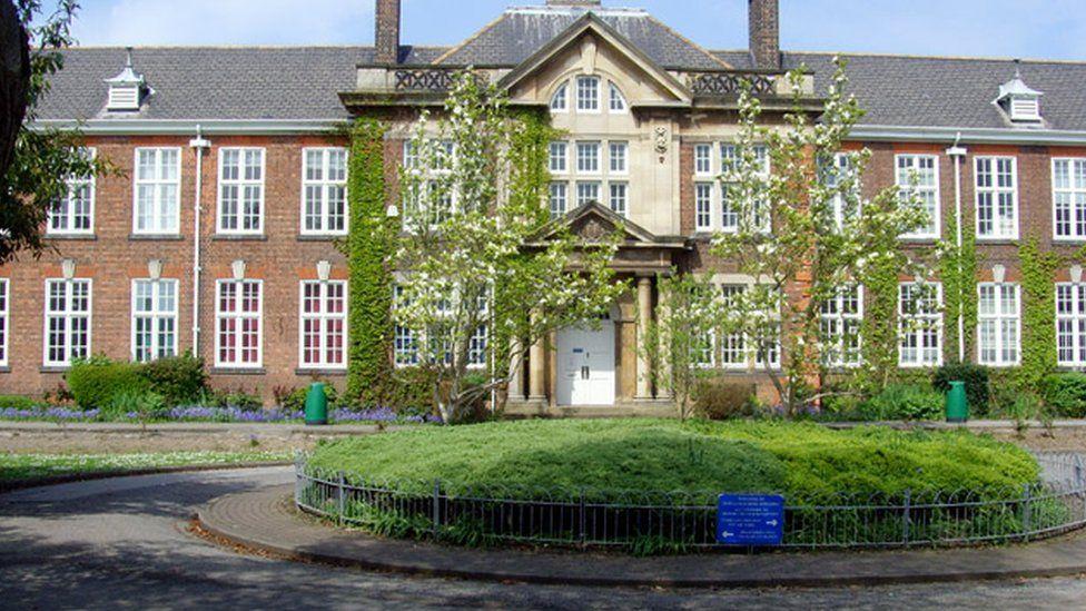 Newland School for Girls, Hull