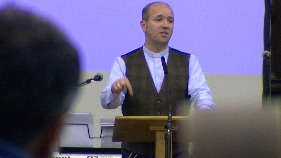 Rev Mark Miller
