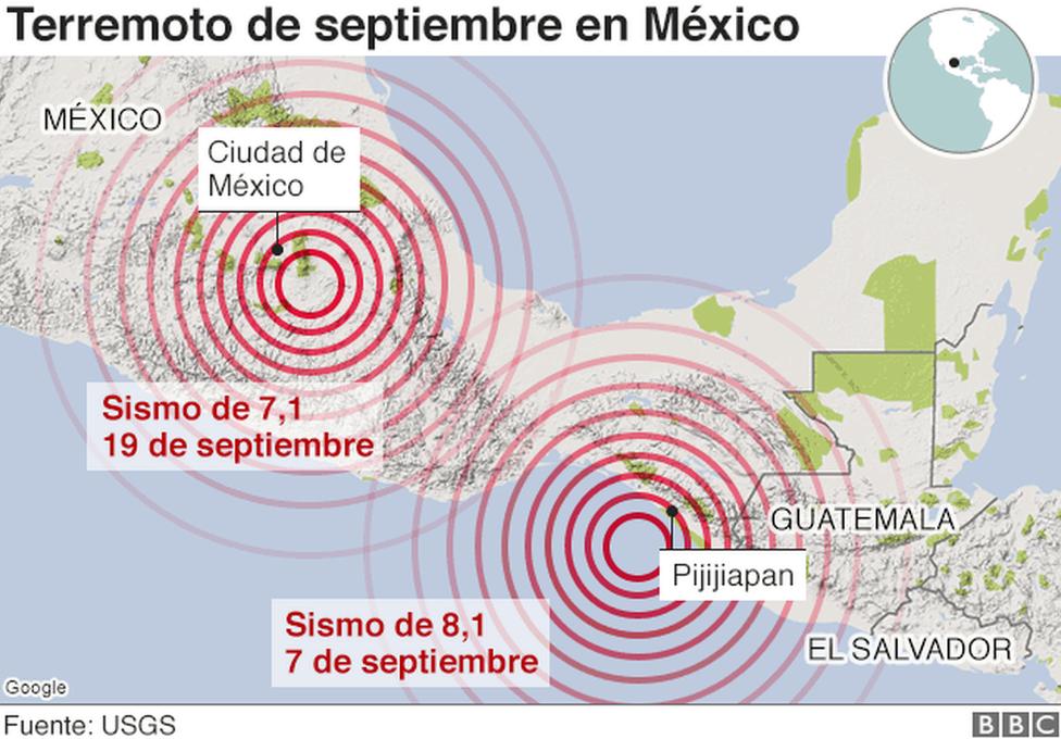 7 Gráficos Para Entender La Devastación Del Terremoto De Magnitud 7