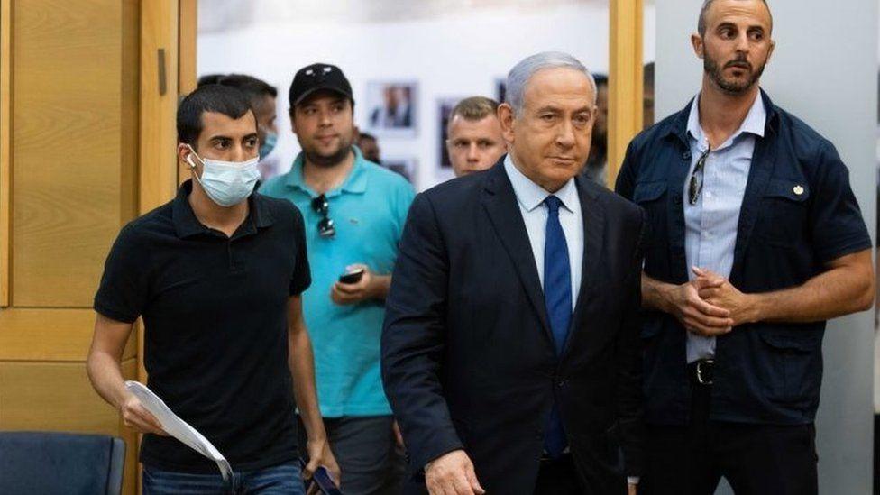 Benjamin Netanyahu (30/05/21)