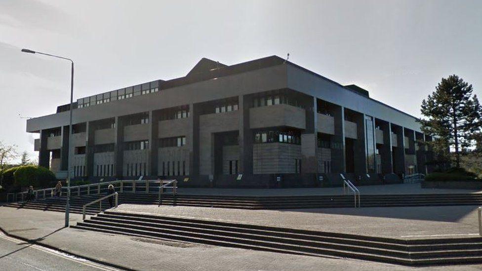 Sheriff Court Glasgow