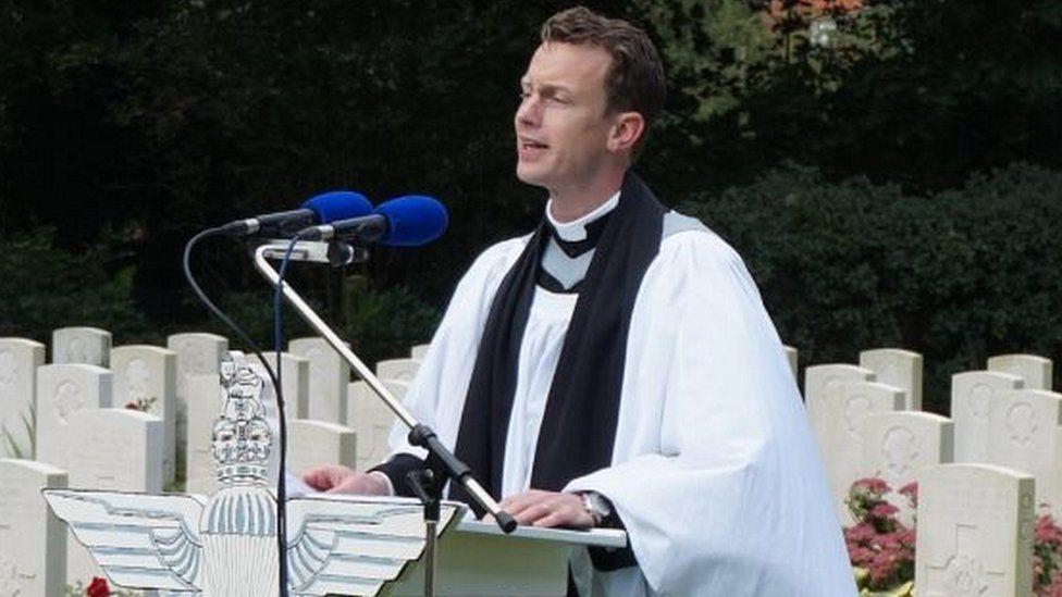 Rev Dr Brutus Green,