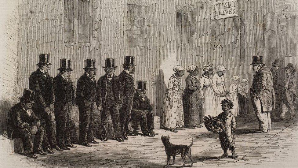 Slavery: Welsh weavers 'implicated in US slave trade'