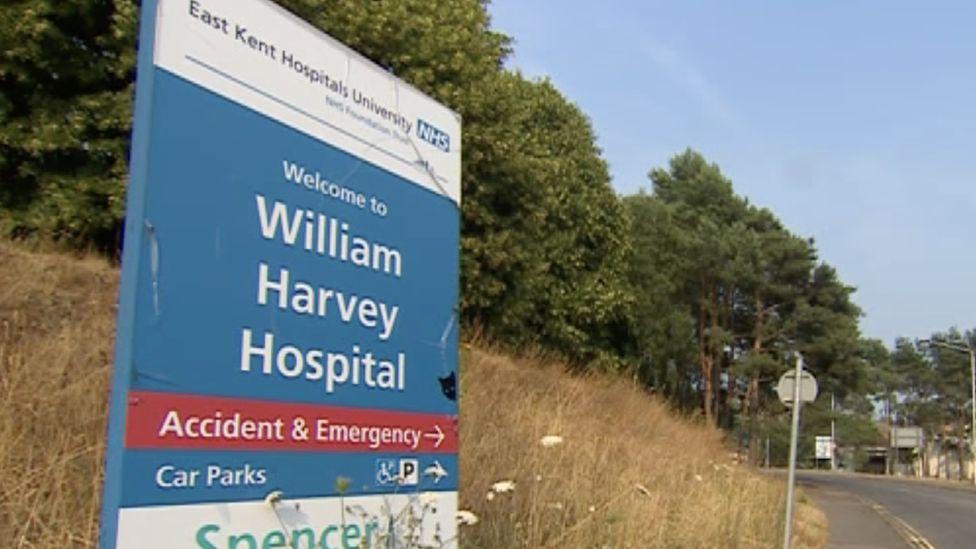 William Harvey Hospital