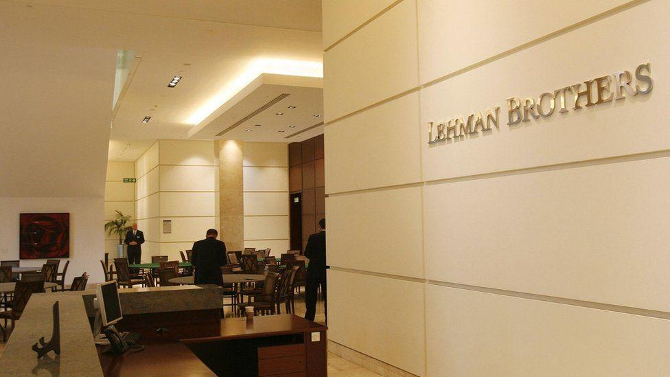 Lehman UK reception