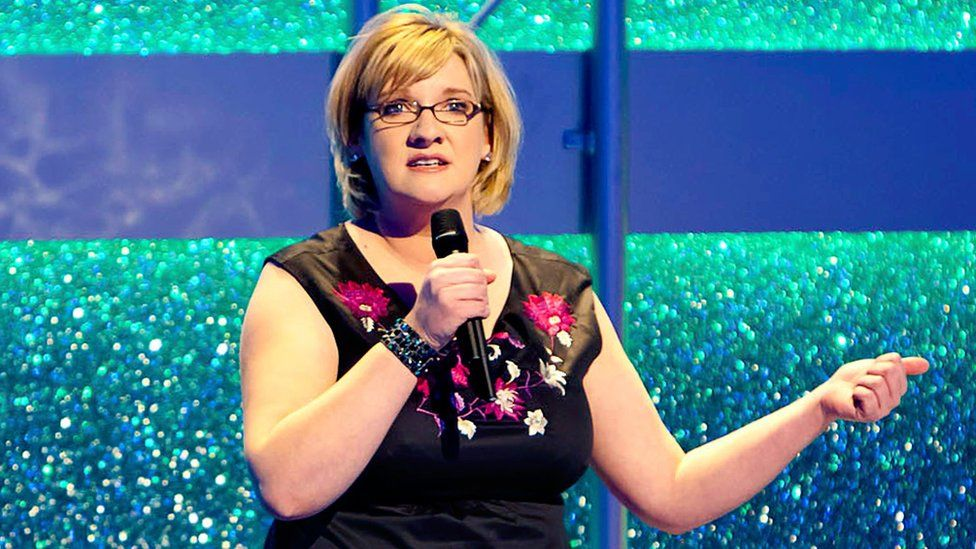 Sarah Millican is one of the many stars to have broken through in the past decade