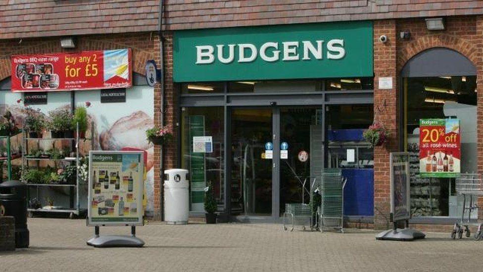 Budgens store