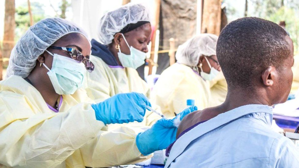 DR Congo to introduce second Ebola vaccine