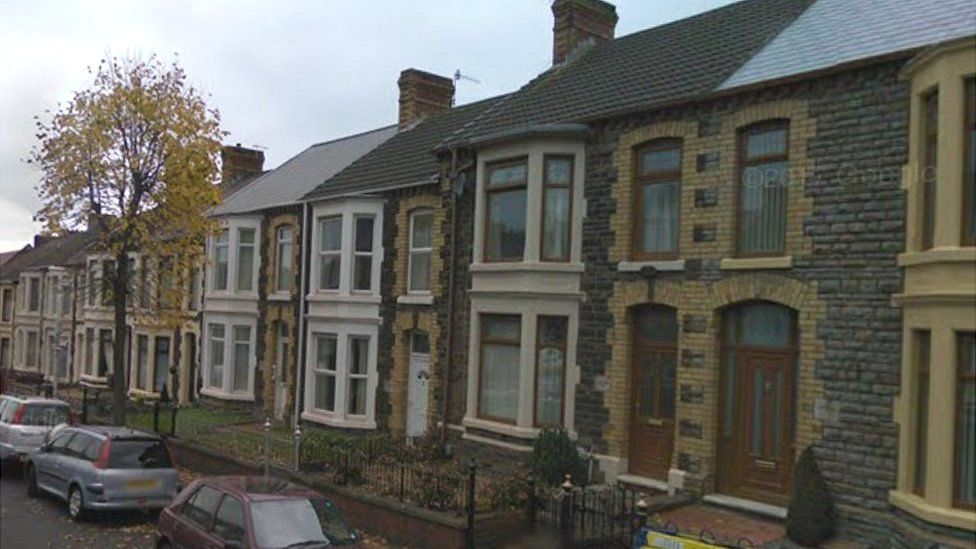 Broad Street in Port Talbot