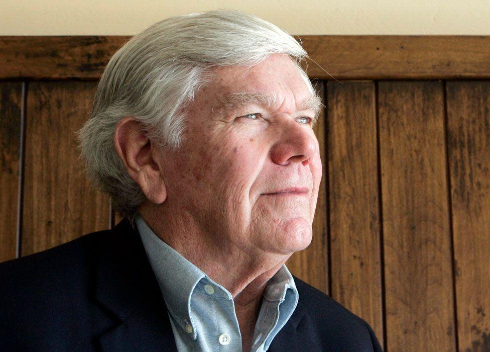 John Corcoran in 2008