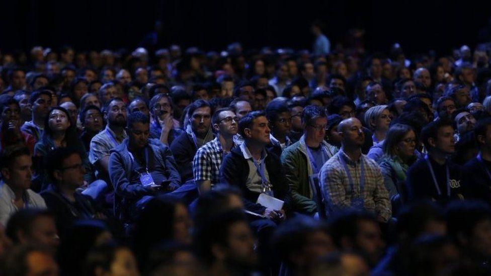 F8 audience