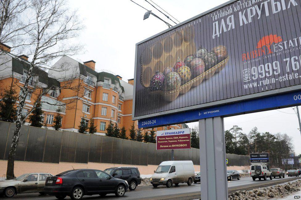 Barvikha, Moscow - luxury properties