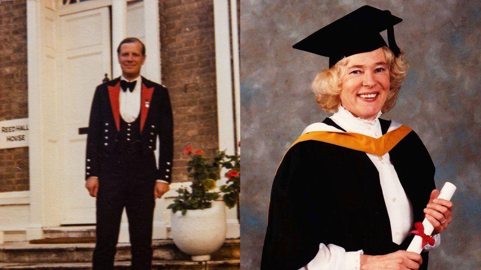 Ted and Elizabeth Killick