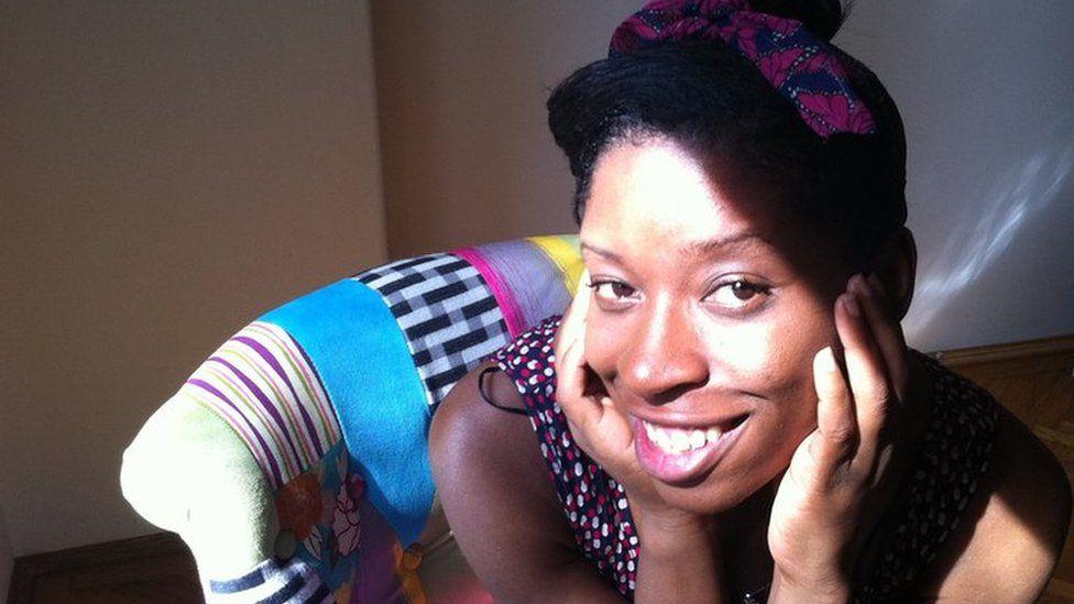 Self-portrait by Irenosen Okojie