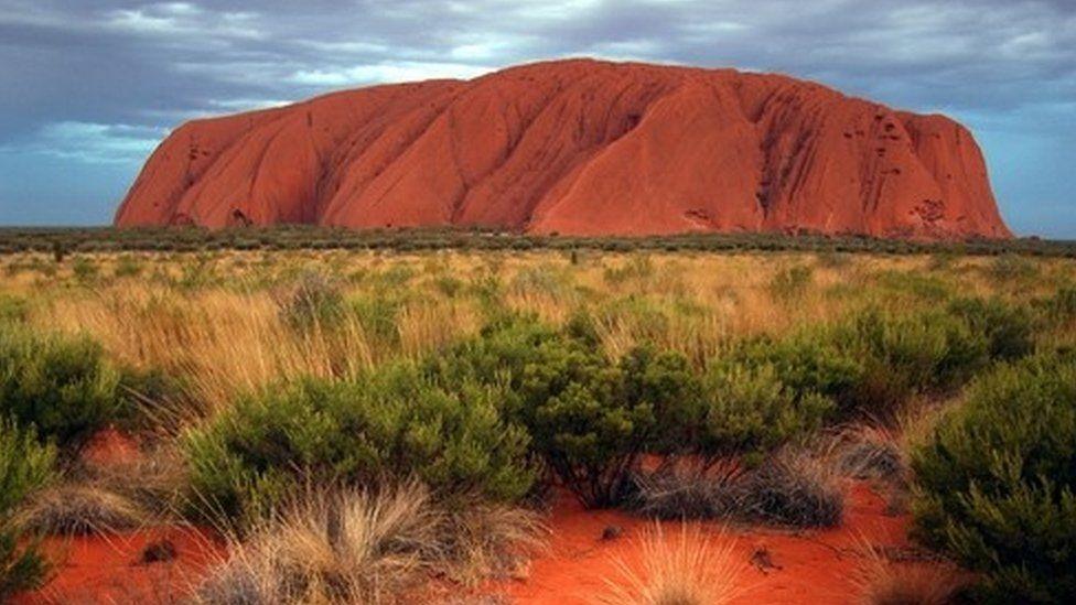 Google removes Uluru virtual walk from Street View - BBC News
