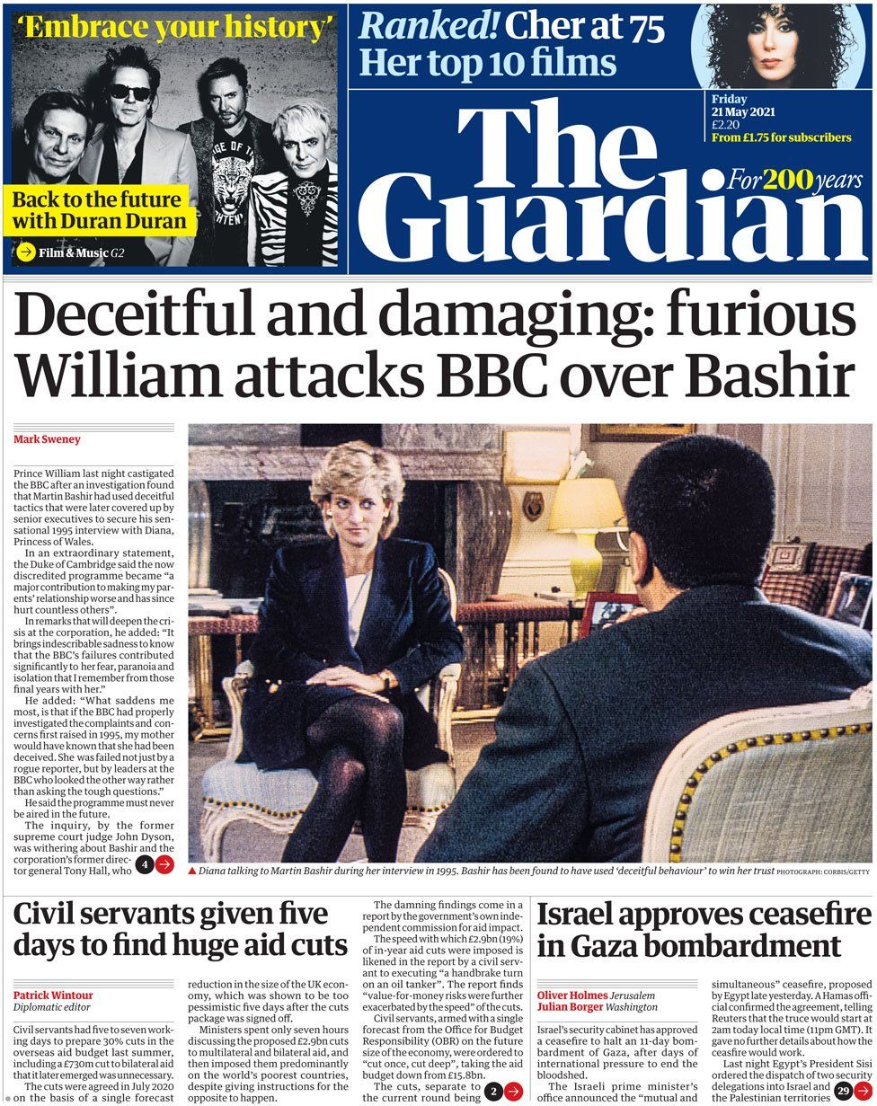 The Guardian 21 May