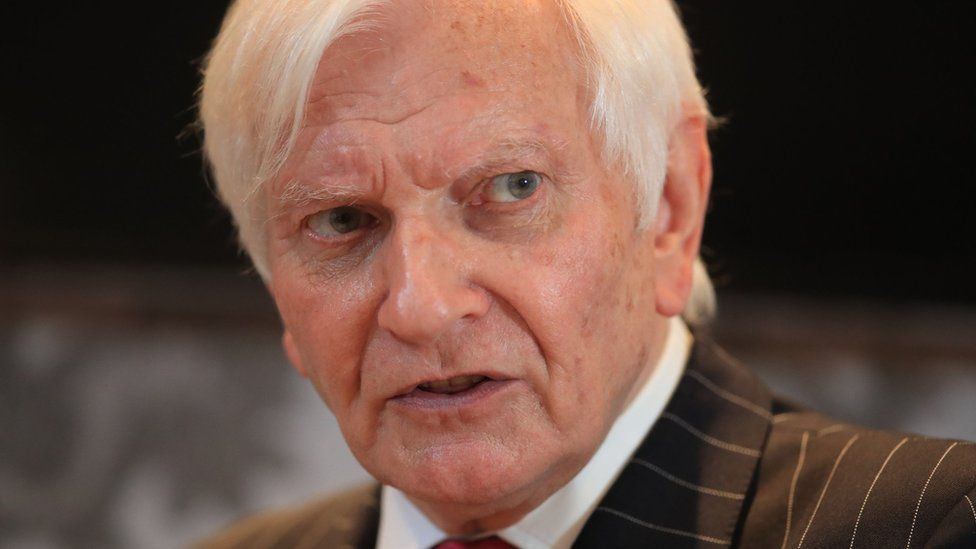 Harvey Proctor: Former MP secures £900,000 Met payout over 'Nick' claims