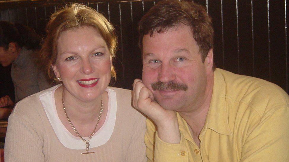 Lorna and Alistair Handyside