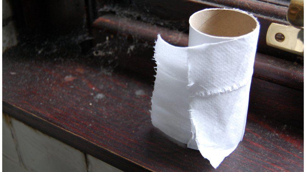 Зарядка для ума: диаметр туалетной бумаги