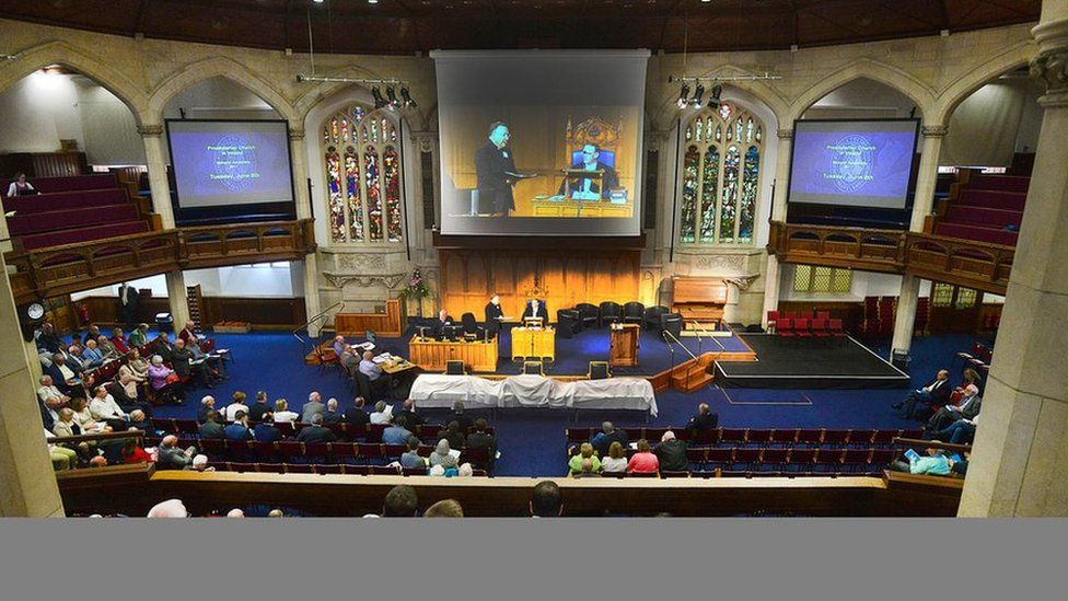 The General Assembly of the Presbyterian Church