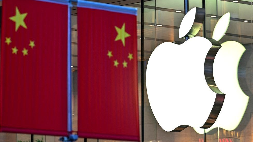 Will Apple be the last US tech giant left in China? thumbnail