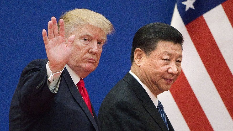 President Trump and President Xi