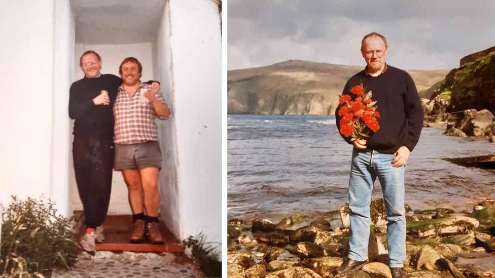 Enlli a Shetland