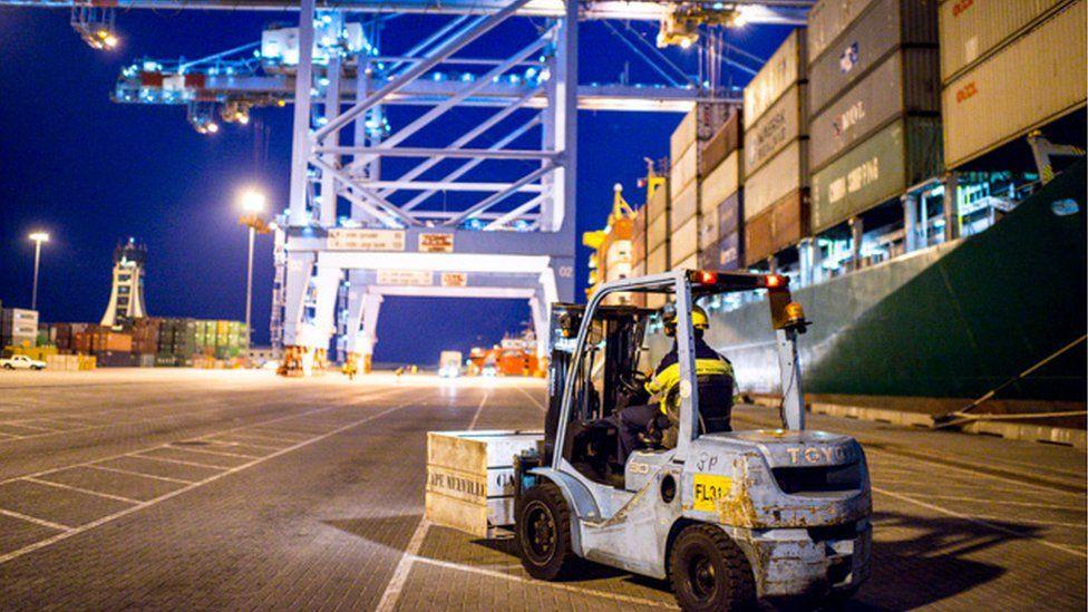 Khalifa Bin Salman Port