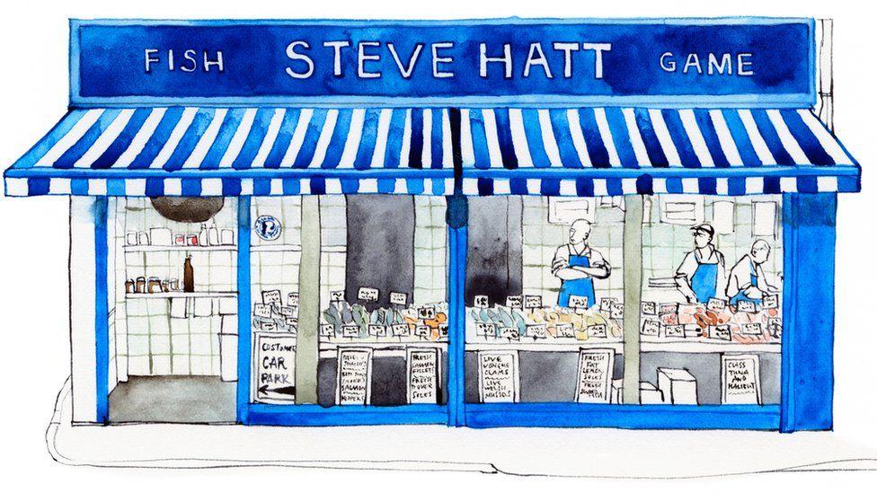 Shopfronts of London: Artist Eleanor Crow's view