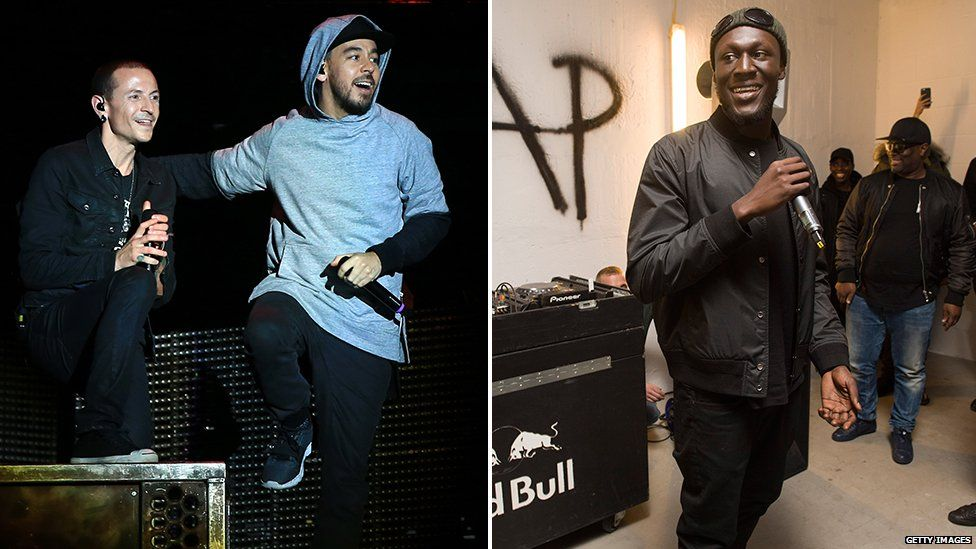 Linkin Park and Stormzy