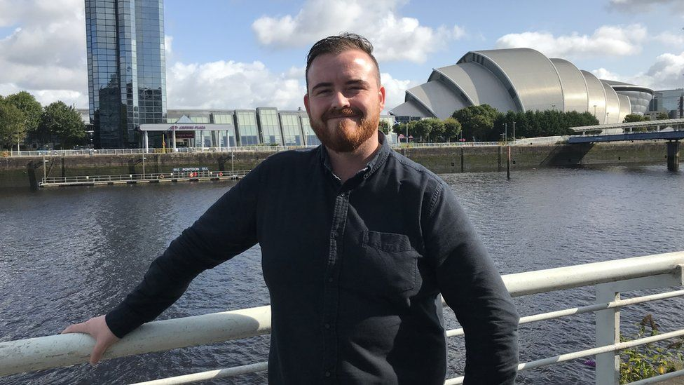 Scot Squad actor Darren Connell ate psychedelic tree bark to beat depression