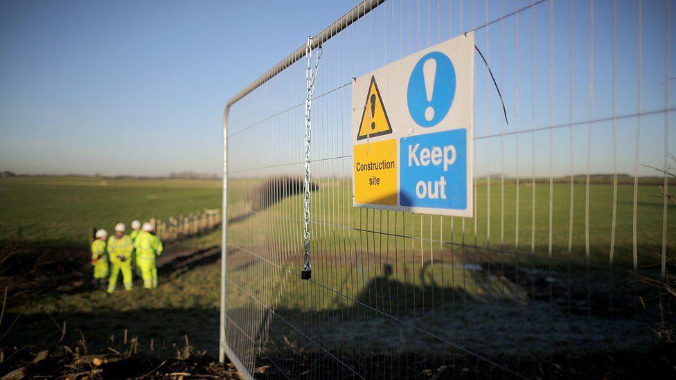 Preston New Road site on 5 Jan 2017