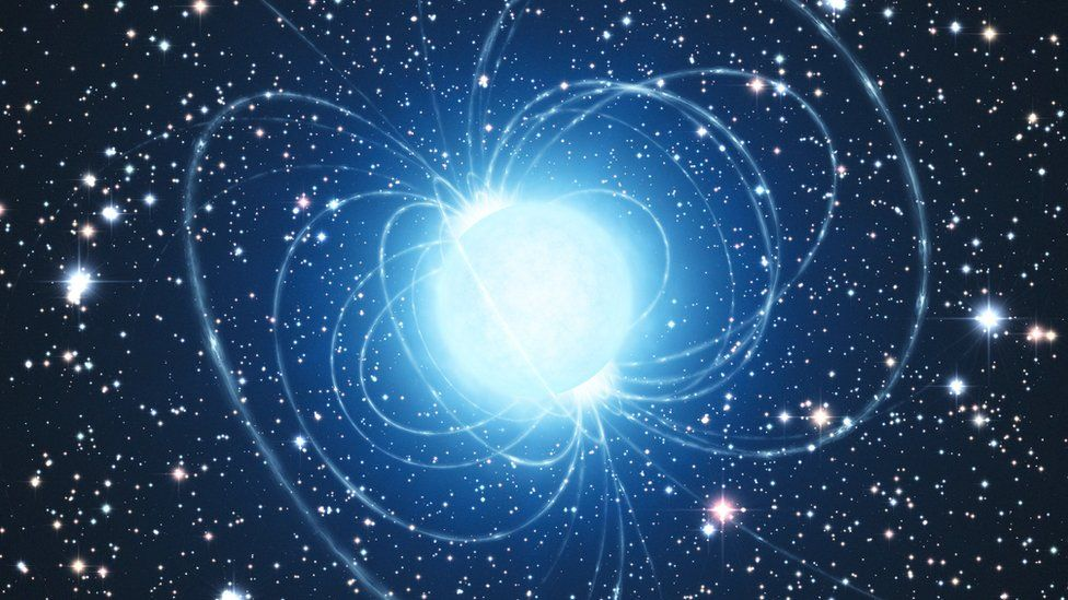 Magnetar artwork