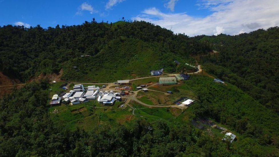 El impacto económico en Ecuador de Cascabel, la mina subterránea más grande de plata, tercera de oro y sexta de cobre en el mundo