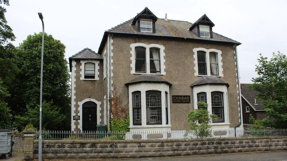 Chabad retreat centre, Llandudno
