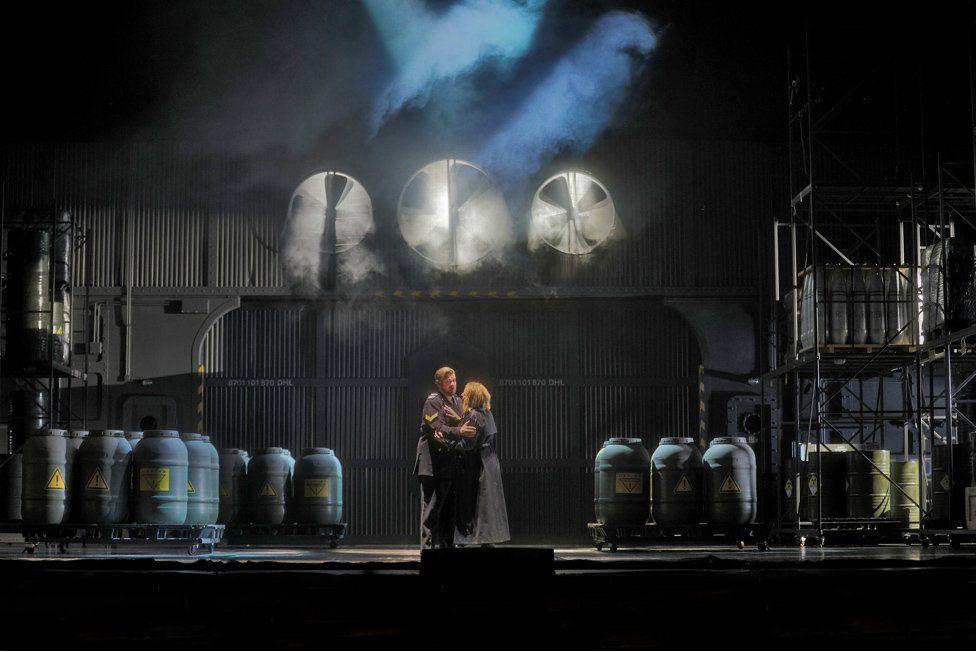 Among the Metropolitan Opera's screenings coming up is Wagner's Tristan und Isolde