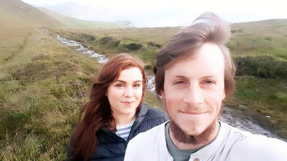 Lesley Kehoe and Gordon Bond