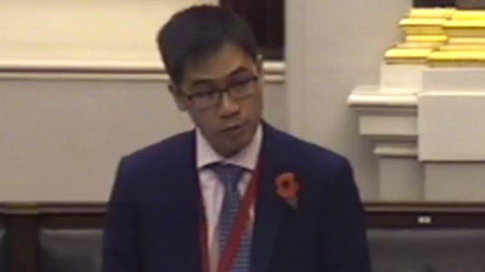 Councillor Mr Alex Yip