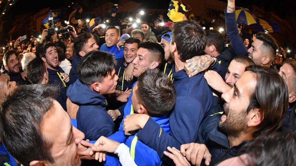 Por qué Boca Juniors (y no River Plate) es el club más grande de Argentina  - BBC News Mundo 3f981a4e23890