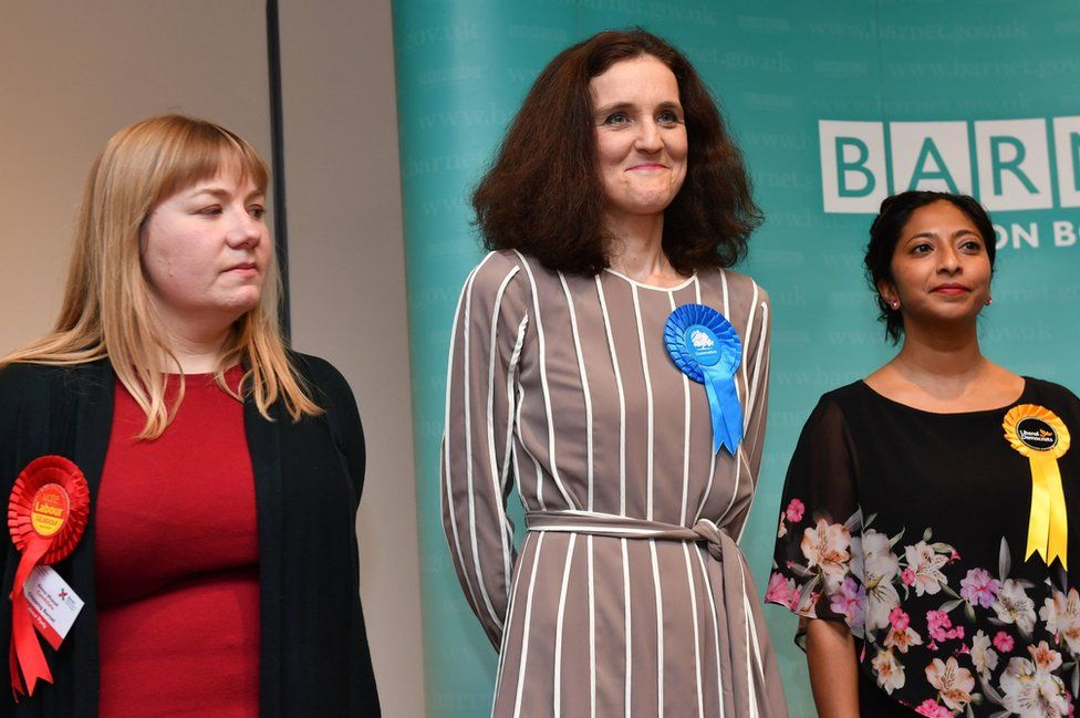 Conservative Theresa Villiers