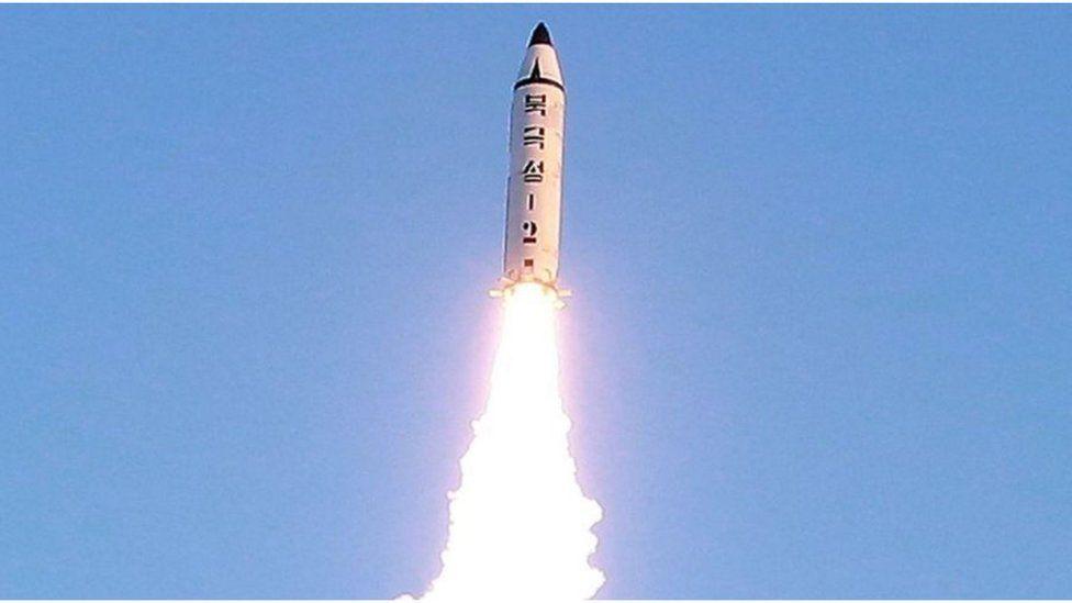 Hỏa tiễn Pukguksong-2